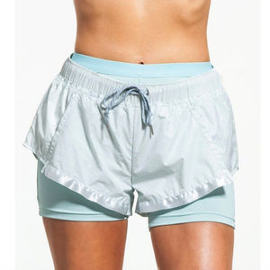 Free People shape shifter over shorts sz XS